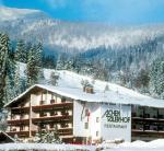 Tyrolský hotel Achentalerhof v zimě