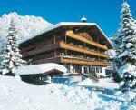Tyrolský hotel Alphof v zimě