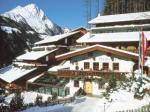 Tyrolský hotel Goldried v zimě