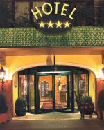 Tyrolský hotel Schrofenstein