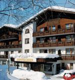 Rakouský hotel Sonnschein v zimě